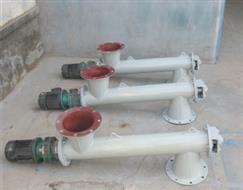 固定螺旋输送机-GX型输送机
